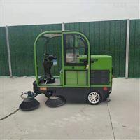濟寧電動吸塵掃地車駕駛式掃地機